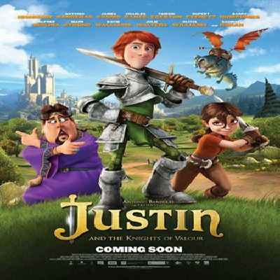 دانلود انیمیشن Justin and The Knights of Valour 2013